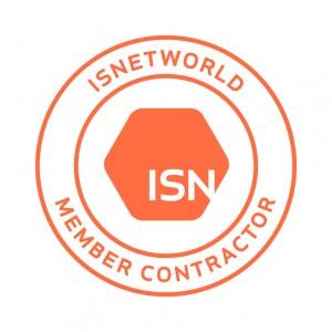 ISNetworld member contractor logo - APPRO Development receives grade of A